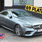 Mercedes E220 Coupe AMG-Line 69 Plate