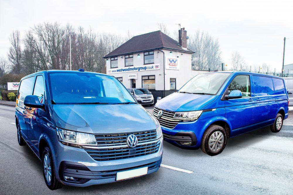 New VW Transporter Composite