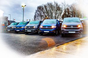 VW Transporter Highline 6.1