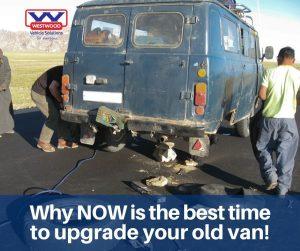 Why you should buy a new van