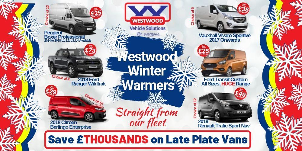 Winter Van Sales - Cheap Vans For Sale Wigan