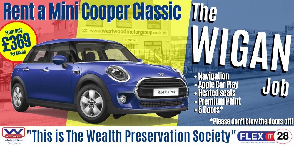 Mini Cooper Classic Slider