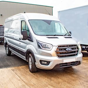 Ford Transit Limited Top Value Vans