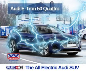 Audi E-Tron 50 Quattro Electric Car Hire