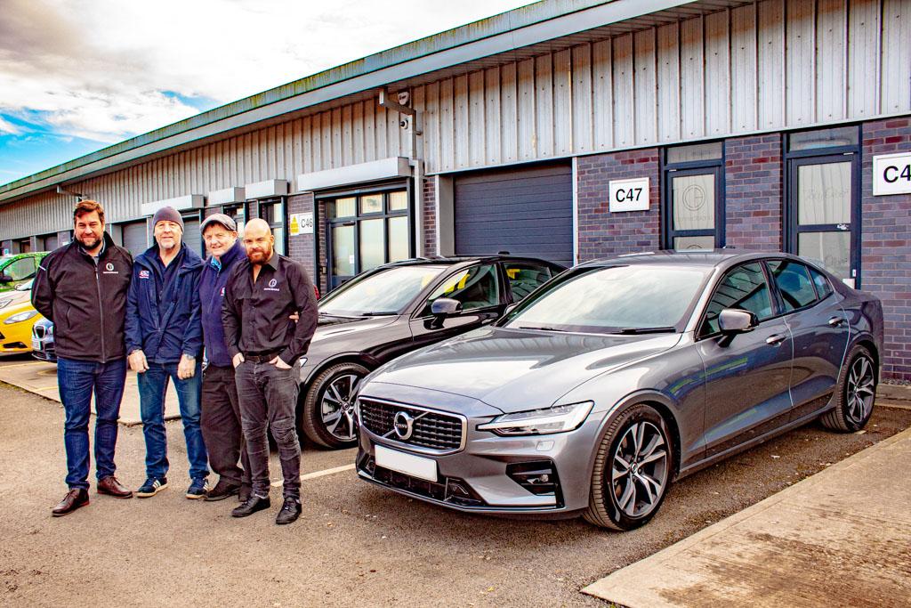 ConnectBrand Volvos Car Hire Wigan