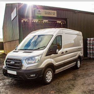 Ford Transit Van Hire Twisted Wheel Brewery