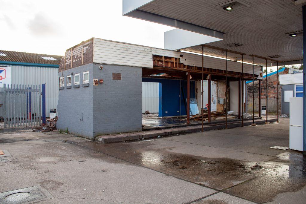 Cheap van sales demolition