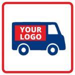 Van Hire Vehicle SignWriting