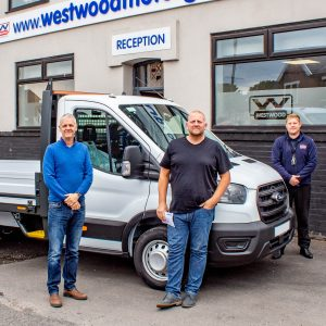 Ford Transit Dropside Hire