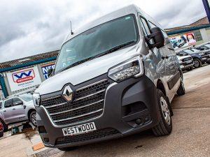 2020 Renault Master Van Hire Wigan