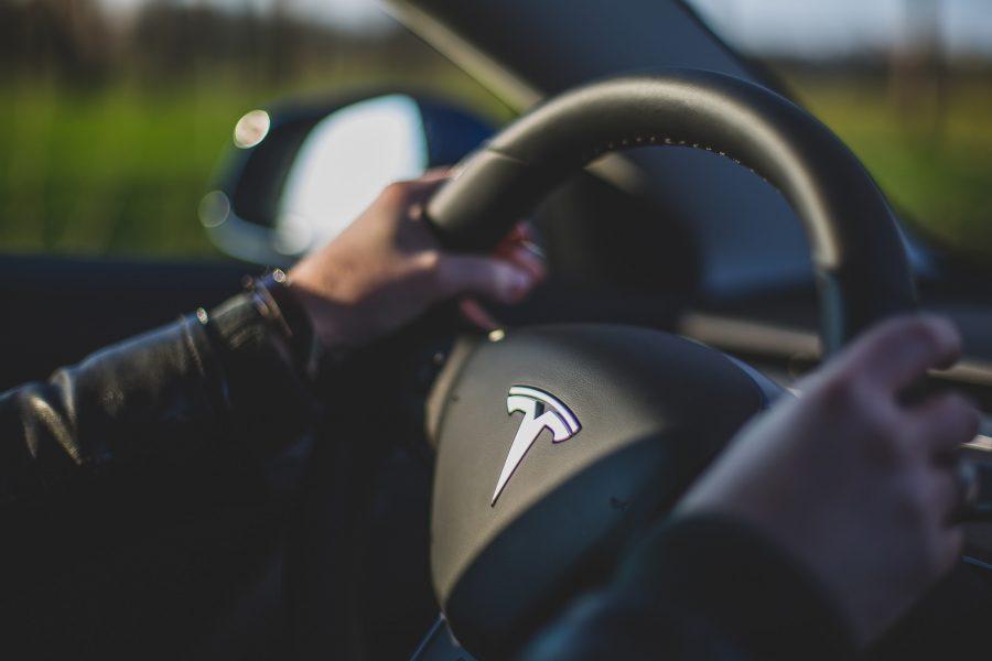 Tesla Model 3 - Electric Car Hire in Wigan & Beyond