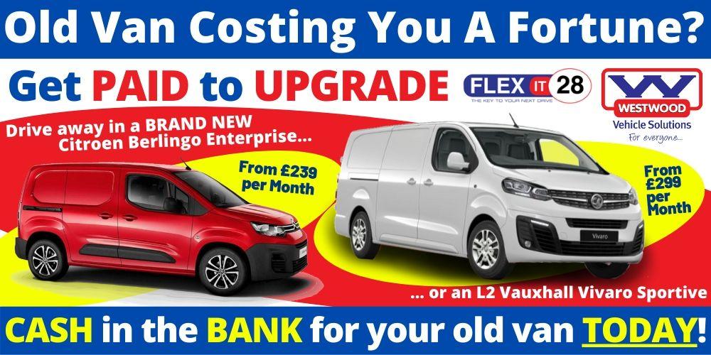 Used Van Sales Wigan