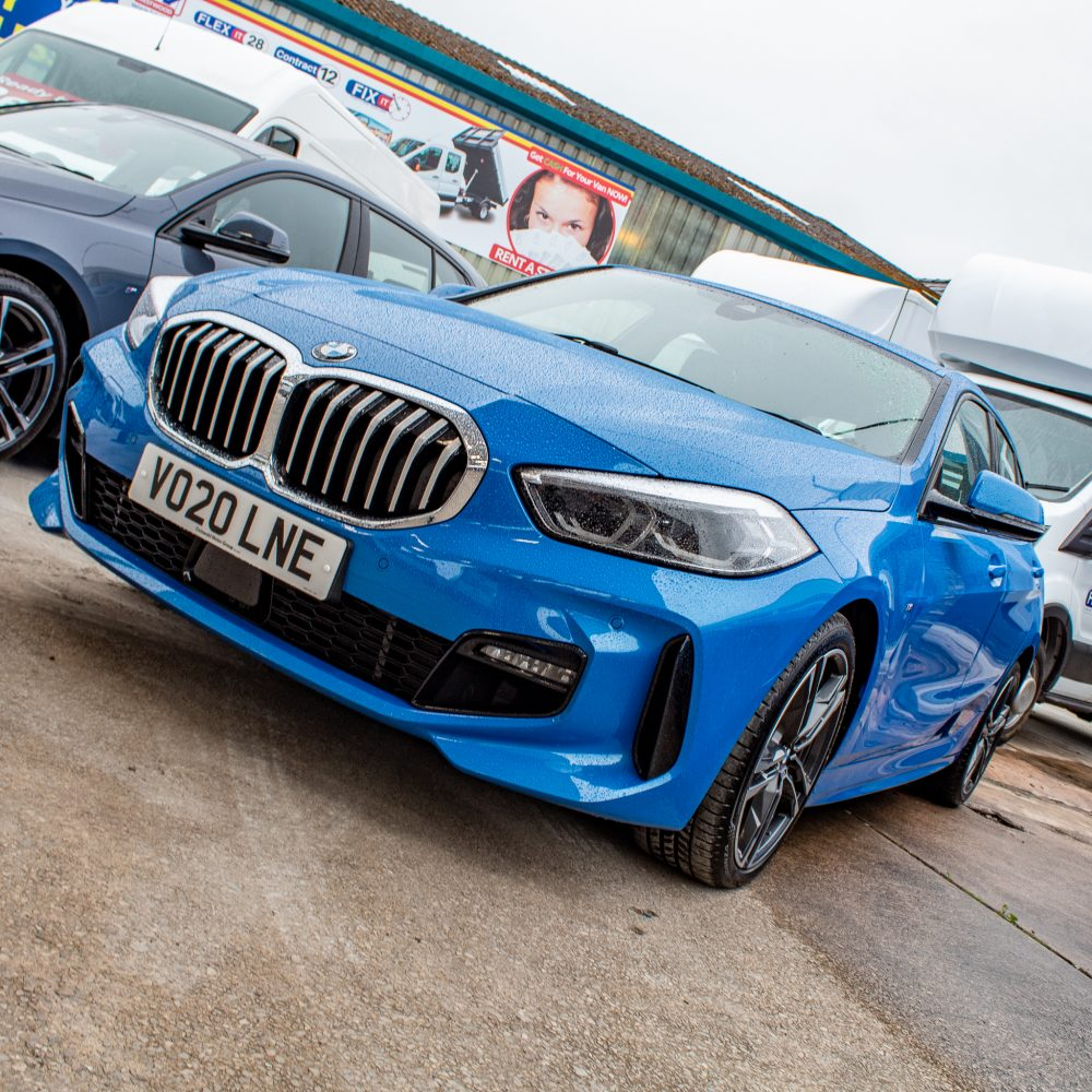 all new for 2020 - bmw 1 series 118i m sport auto - luxury