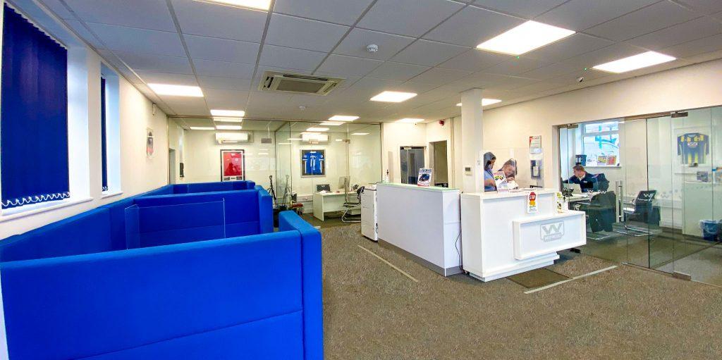 Westwood Motor Group Office wide