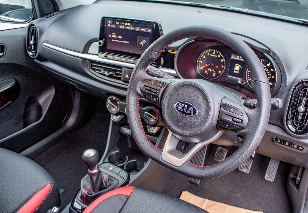 New Kia Picanto Car Hire Wigan