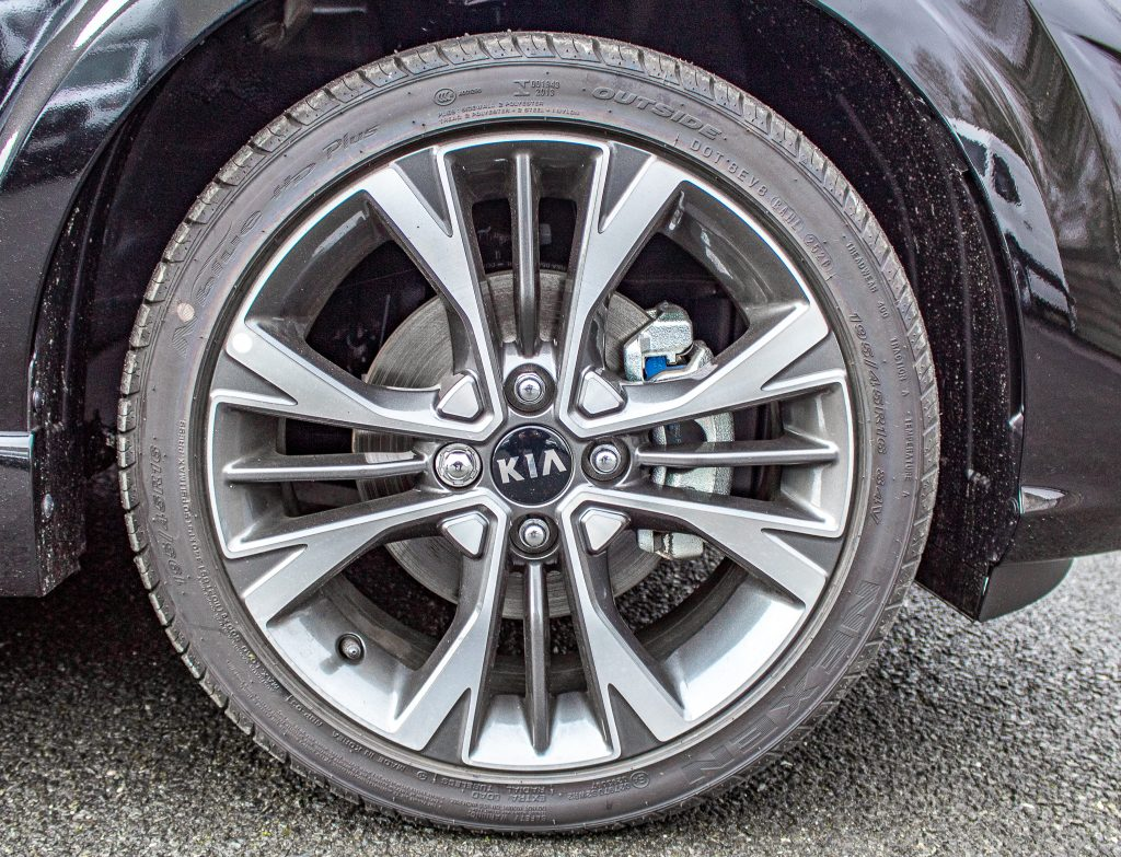 kia picanto alloy wheels