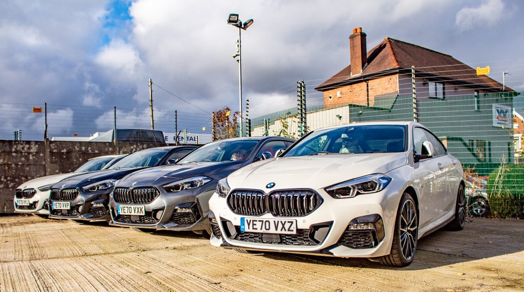 BMW 2 Series Gran Coupé Car Hire In Wigan