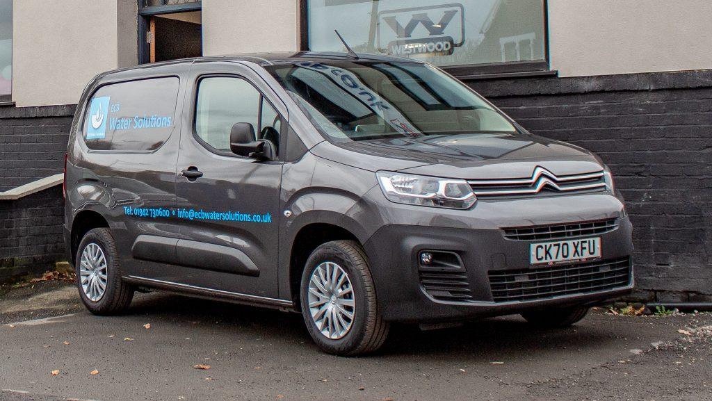 New Berlingo Enterprise Van Hire