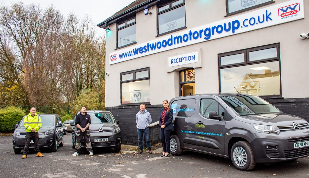 ECB Water Solutions Westwood Motor Group