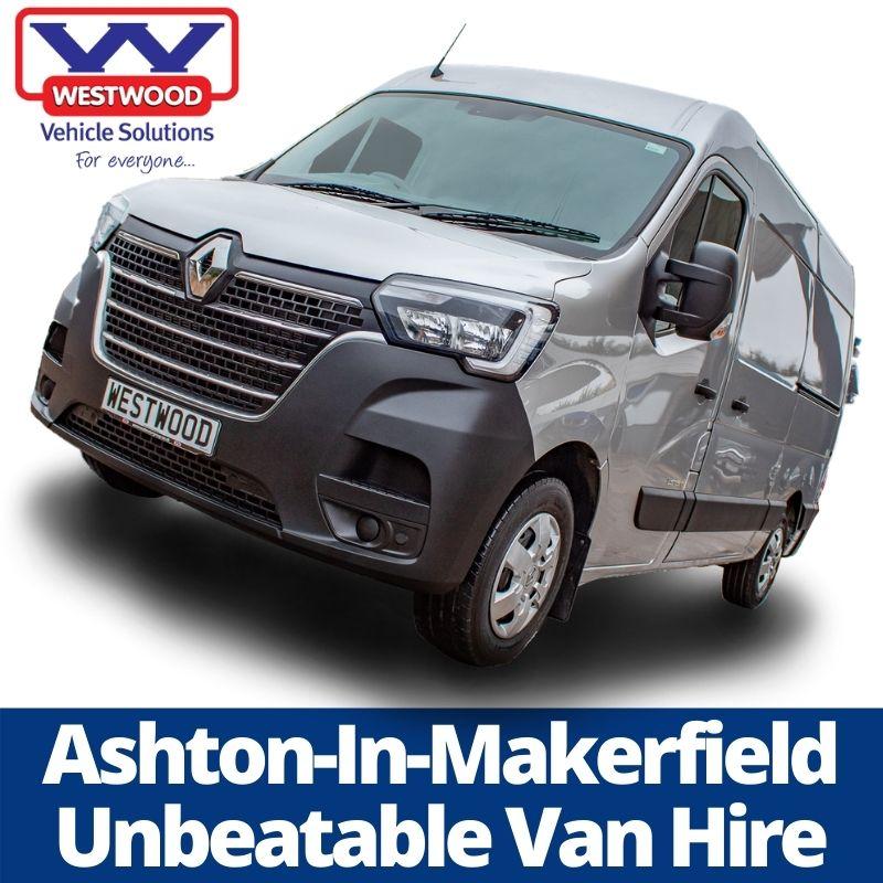 Van Hire In Ashton In Makerfield