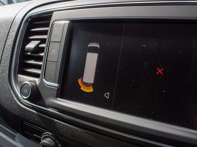 Vauxhall Vivaro Parking Sensors