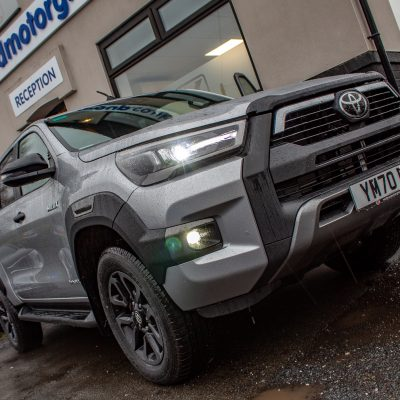 2021 Toyota HiLux Invincible X