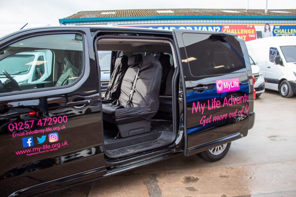 Brand new Minibus