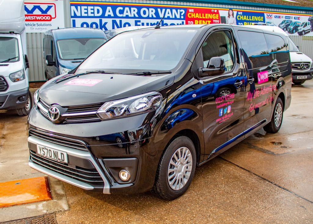Toyota ProAce Verso Minibus