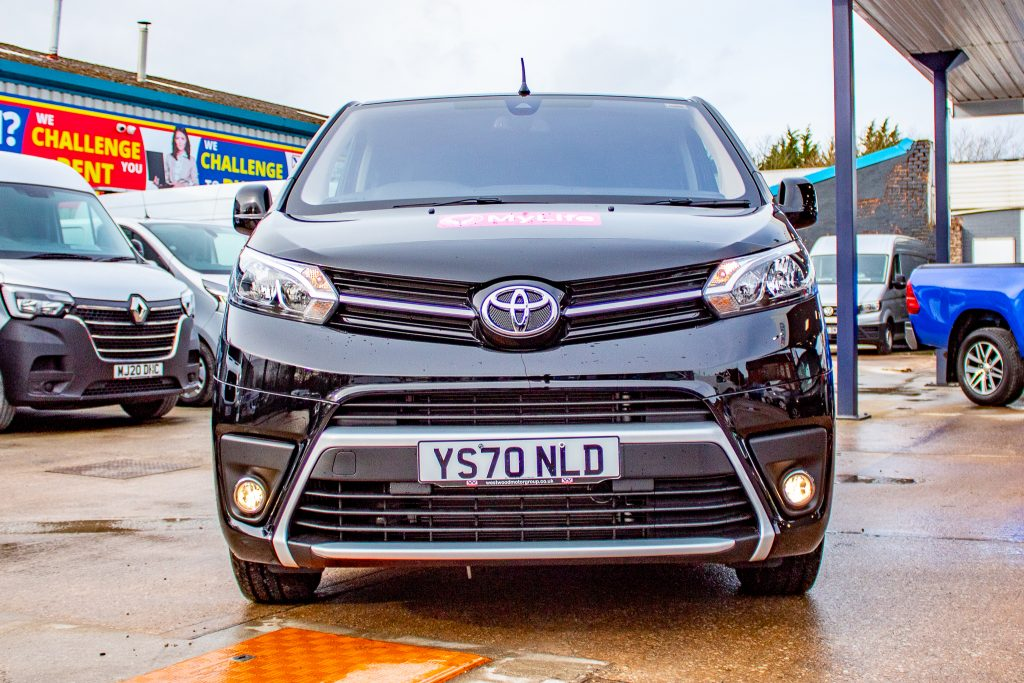 Toyota Proace 2021