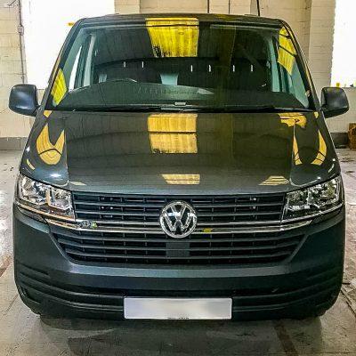 VW E-Transporter Electric Van Rental