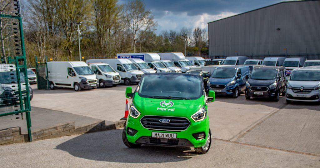 Brand New Vans