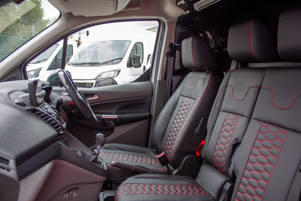 Ford Transit Connect MS-RT Interior