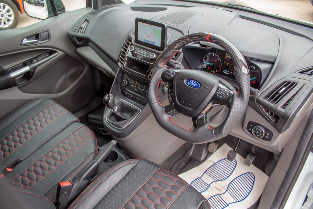 Ford Transit Connect MS-RT POV