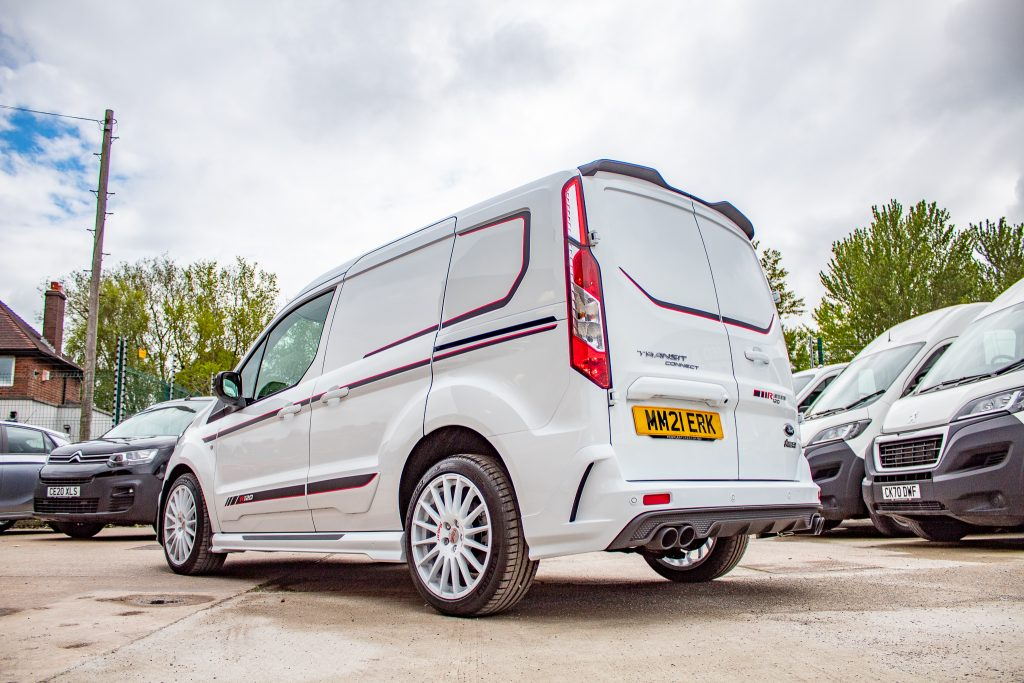 Ford Transit Connect MS-RT R120