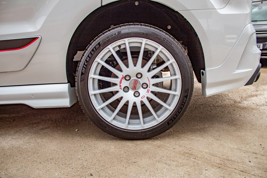Ford Transit Connect MS-RT Wheels