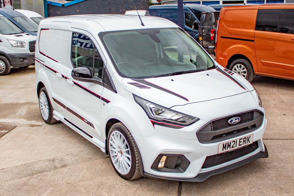Ford Transit Connect MSRT Exterior
