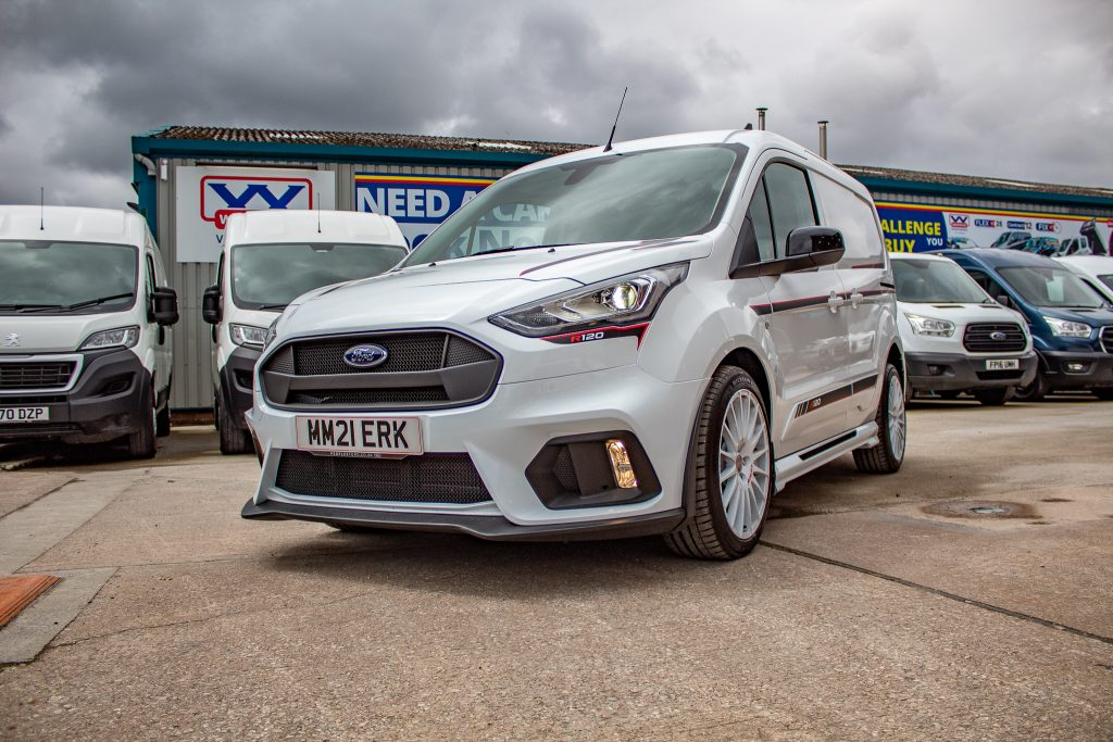 Ford Transit Connect MS-RT Van Hire Wigan