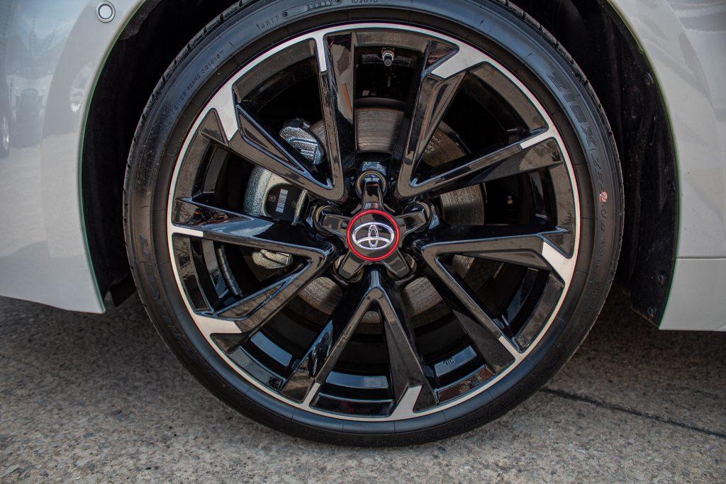 Corolla GR Sport Wheels
