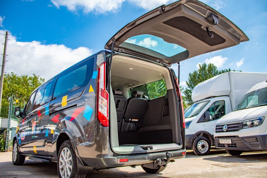 Ford Transit Tourneo Tailgate