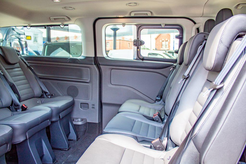 Ford Transit Tourneo Titanium 2021