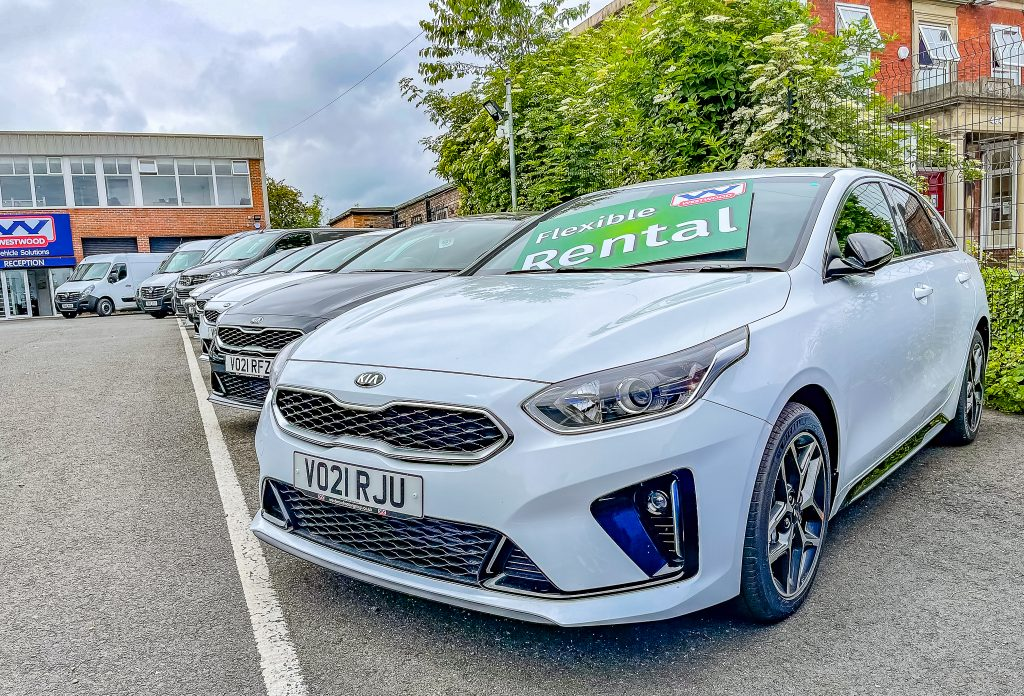 Westwood Motor Group Bolton Car Hire