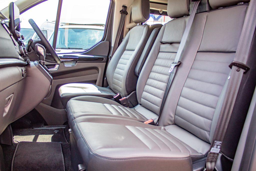 Wigan Ford Transit Tourneo Leather Seats