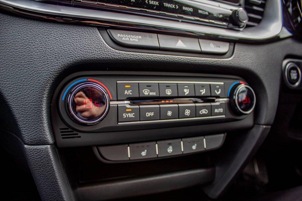 Kia Proceed GT-Line Black car leasing