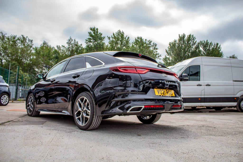 Kia Proceed GT-Line Car Hire Wigan